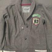 Стильный пиджачок. 8- 10 лет