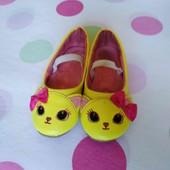 Милые туфельки Котята
