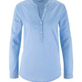 Хлопковая рубашка, размер евро 40