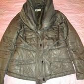 Куртка демисезонная табачн цв.44-46р