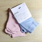 Комплект 2 шт женские носки Германия размер 35-38