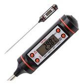 Кухонный термометр, градусник кулинарный, щуп пищевой цифровой, Термометр для еды