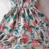 Шикарное брендовое платье 11 лёт