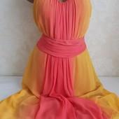превосходное платье с чашками