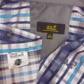 Оригинал бренд Jack Wolfskin молодёжная рубашка