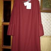Качество! Стильное свободно/приталенное платье от турецкого бренда Lakerta