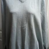 Мягенький и теплый свитер - 100% шерсть, Пог 64+