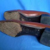 Туфли кожа 27см стелька