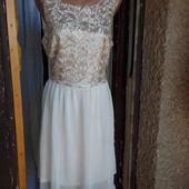 шикарное платье 46р