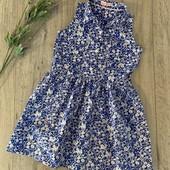 Платье для девочки от 8 лет. В отличном состоянии.