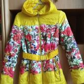Отличная курточка!!! Размер L