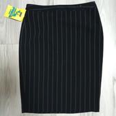 Фирменная новая красивая юбка в полоску р.12-14.