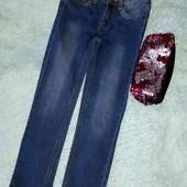 Фирменные классные джинсы-скинни от Kiki&Koko,на девочку 6-7 лет