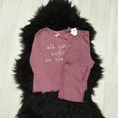 ММ86.Чудова бавовняна піжама ,домашній костюм 134/140 pure collection pepperts