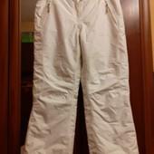 Белоснежные лыжные штаны Recco от TCM Tcibo, разм. 38 (м), сост. очень хорошее!