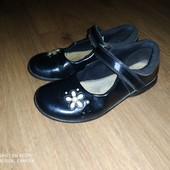 Туфли clarks кожа 11размер замеры на фото