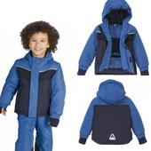 Лыжная зимняя куртка на мальчика Crivit pro 98 104