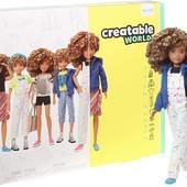 Creatable world. Куклы-трансгендеры.