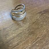 Кольцо, золото 585 , р 17,5
