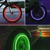Светящиеся нипели Колпачки на колеса
