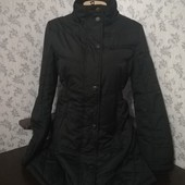 Евро зима, удлиненная женская куртка. Размер 44-46