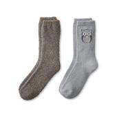 ☘Лот 1 пара ☘ М'якесенькі і красиві плюшеві носочки від Tchibo (Німеччина), розміри: 35-38