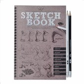 Готовим подарочки! Sketch Book - покадровая система рисования. Лоты комбинирую.