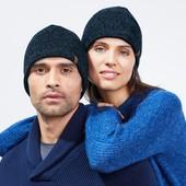 ⚙ Термо-шапка унісекс від Tchibo (Німеччина), розмір універсальний