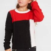 Мягкий, уютный, качественный свитер. Пр-во Бангладеш. р-р: 128-134. новый. описание