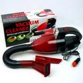 Автопылесос Vacuum cleaner car с насадками