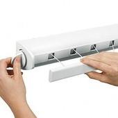 Автоматическая вытяжная настенная сушилка для белья, бельевая веревка( 3.2 метра)