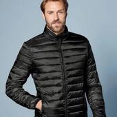 Стеганная демисезонная мужская термо куртка Livergy(германия) размер 52