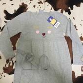 Платье +сумочка lupilu 110/116.