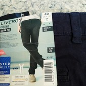 XX156.Мужские брюки Chino Livergy