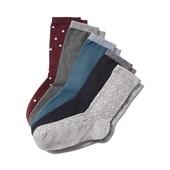 ☘ Лот 1 пара☘ Якісні бавовняні шкарпетки від tcm Tchibo (Німеччина), розміри: 39-42