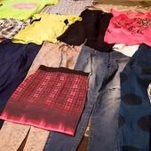 Пакет одежды для девочки 11-13 лет