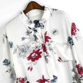 Белая блузка новая!
