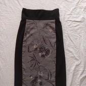 Классная юбка-карандаш с высокой талией✓Отличная✓Тянется✓Много лотов✓