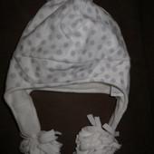 Шапка флисовая yamamay(Италия) на 4-6 лет