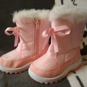 Зимові чобітки Cortina 24р.Нідерланди