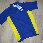 Спортивная футболка для велоспорта на 12-14 лет. Crane. Новая