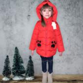 Акция!Крутая Куртка для девочки,кошечка,3 сезона.Рекомендуем!+подарок ребенку!)