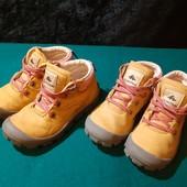 Полностью кожаные деми ботинки Quechua, ориг. Вьетнам, разм. 26 (16,5 см по бирке).