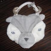 Детская меховая сумочка Лось, мягкая, единственная, евросток, читайте