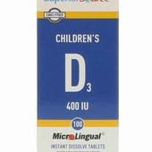 Детский витамин Д от 4х лет