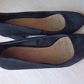 ❤️ Туфли натуральный замш р38/39 УП -10%