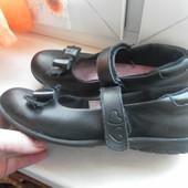 Кожаные туфли pepperts состояние очень хорошее