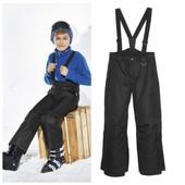 Лыжный полукомбинезон зимние штаны на мальчика 98-104 2-4 года