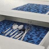 Коврик,салфетка Ernesto 120*32см для защиты кухонных принадлежностей. Германия