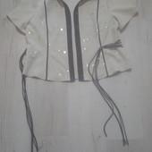 Летняя хлопковая рубашка 50 52